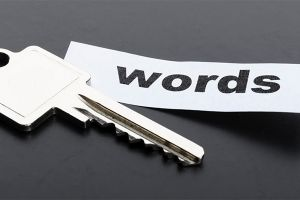 استراتژی کلید واژه ای در بهینه سازی